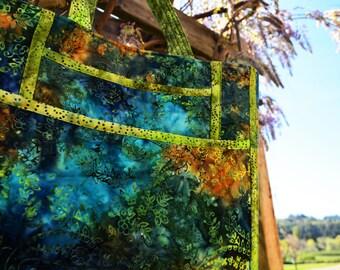 Beautiful Batik Tote Bag