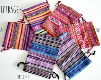 Giftbag option