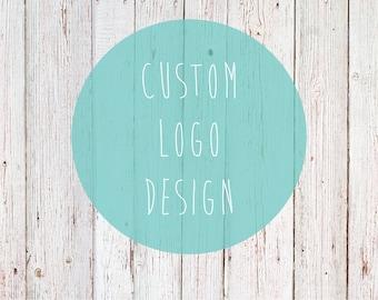 Custom Logo Design - Bespoke - Unique - One Off Design - Branding - Unlimited Revisions