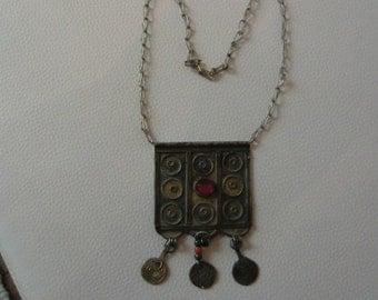 Berber necklace (Marrakech