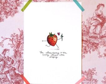 True Love A5 Print
