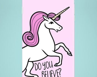 Mobile phone case Unicorn