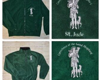 Catechesis of the Good Shepherd Fleece Jackets