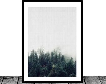 Forest print, forest, forest prints, tree print, tree prints, nature prints, nature photography, nature art, prints, printable artwork