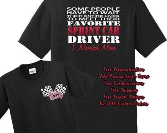Sprint Car Racing Shirts, Dirt Track Racing Shirts