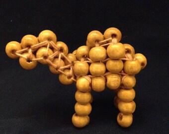 Beaded Camel