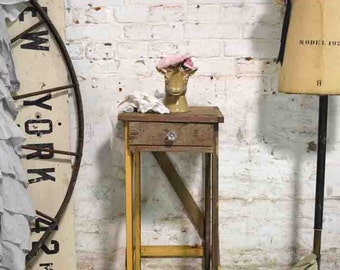 Painted Cottage Prairie Chic Night Table