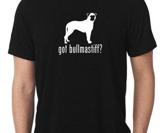 Got Bullmastiff T-Shirt T440
