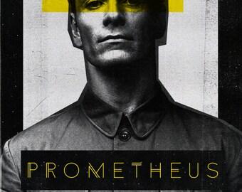 Prometheus Film Poster