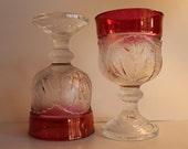 Indiana Glass Company Set...