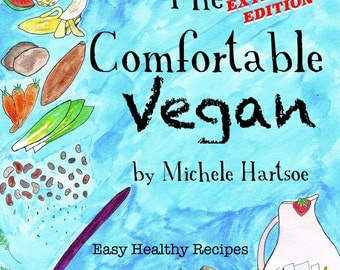 The Comfortable Vegan Cookbook