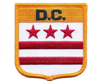 District of Columbia patch - D.C.