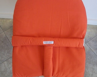 Orange-Baby bounce mesh baby bouncer cover,Australian made-*NEW*