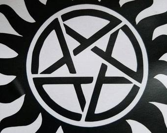 Supernatural Vinyl Decal