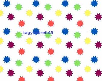 Multi Colored Stars Digital Download