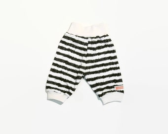 sale!!!, baby leggings, summer leggings, 3-6 months, baby shorts, unisex leggings, organic baby clothes, black and white, summe clothes