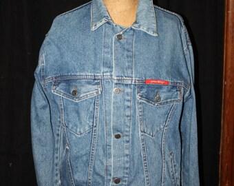 Vintage Men's Denim  Jacket