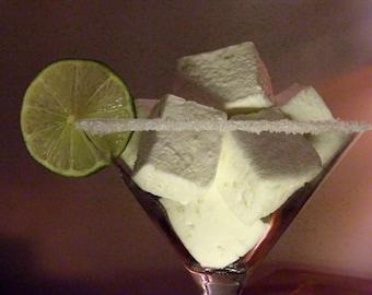 Mojito Marshmallows