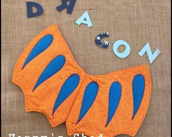 Wearable Dragon Wings