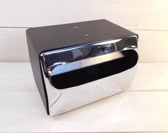 Vintage Large Mornap Diner Style Napkin Holder Dispenser