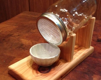 30 Rustic Cedar Sprouting Kit for Beans Grains and Seeds