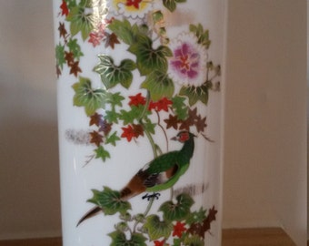 Oriental Vase / Brush Holder