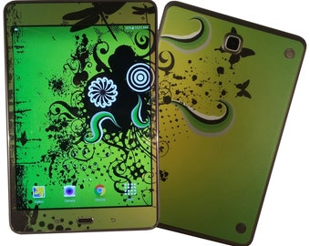 Choose Any 1 Vinyl Decal/Sticker/Skin Design for the Samsung Galaxy Tab 4 Nook Tablet T230