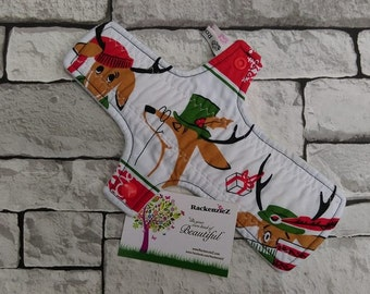 "9.5"" Heavy Reindeer CSP (Cloth Sanitary Pad)"