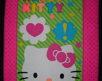 Hello Kitty fabric panel collection 1422