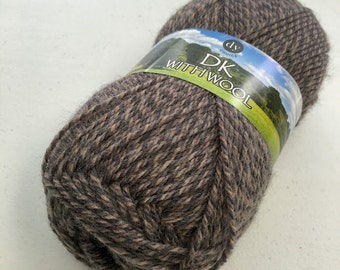 On Sale, Chocolate, DY Choice, DK with Wool