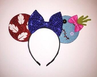 Lilo and Stitch ears!