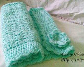 Lightweight blanket for baby