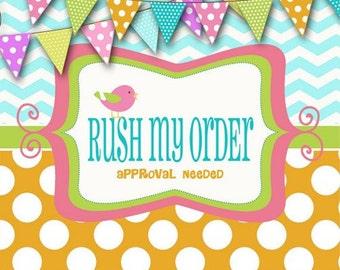 Rush Order Add On