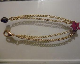 Bracelet Star Violet