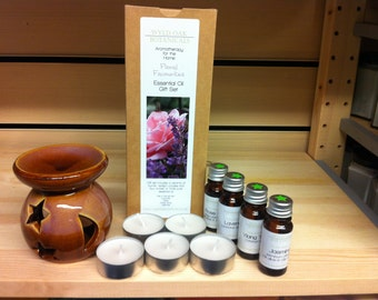 Aromatherapy gift box (Floral)