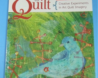 Book: Inspired to Quilt by Melanie Testa