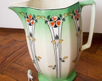 Large Art Deco jug / vase