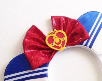 NEW Sailor Moon Sailormoon ears headband