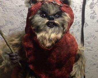 Ewok! Star Wars