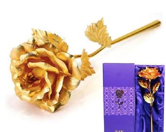 Eternal Golden Flower