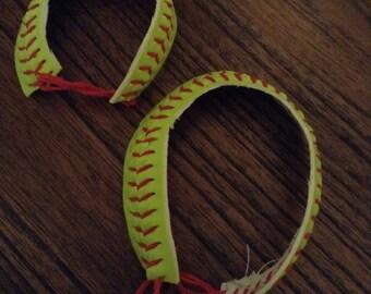 Softball / baseball bracelet