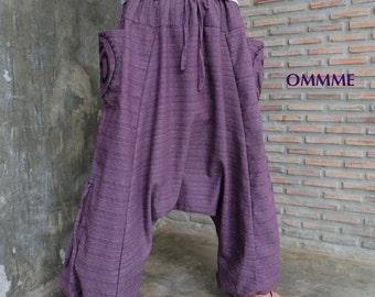 NEW OMMME harem pants (047)