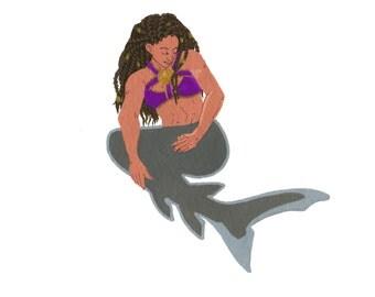Mediterranean Mermaid