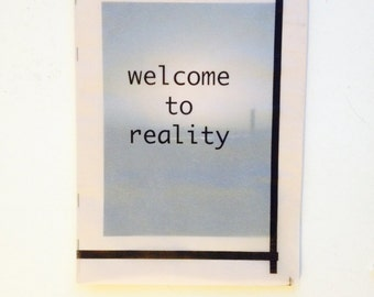 Welcome to Reality Photography Zine