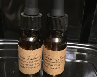 Hormone Balancing Serum .5 oz dropper