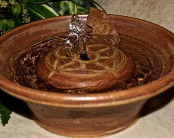 Cat Fountain, Dog Fountain