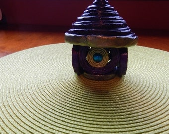 Incense burner, Art Bowl, Paper bowl