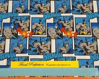 Batman Fabric-Comic Print-Fabric by the Yard