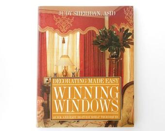 "Book ""Winning windows"" by Judy Sheridan"