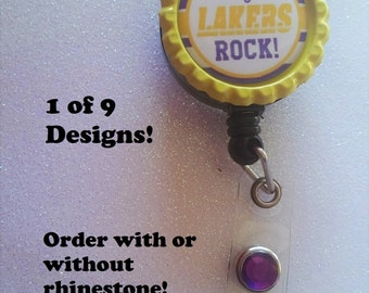 Lakers ID Badge, Lakers Badge, Los Angeles Lakers ID Badge, Los Angeles Lakers Badge, Los Angeles Lakers, Lakers